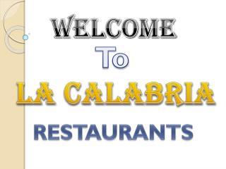 Perth Italian Restaurants