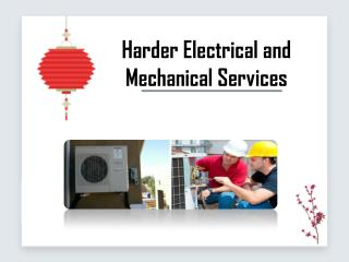 Harder Electrical and Mechanical Services