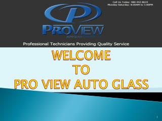 Affordable Auto Mobile Windshield Repair Services