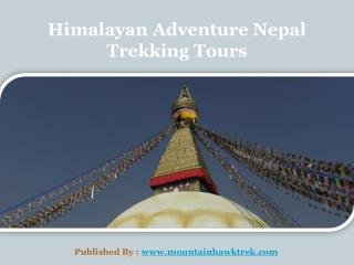 Himalayan Adventure Nepal Trekking Tours