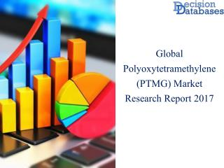 Global Polyoxytetramethylene (PTMG) Market Research Report 2017-2022