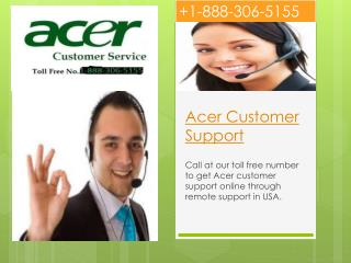 Acer Customer Support