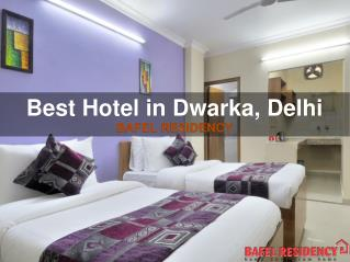 Best Hotel near IGI Airport, New Delhi