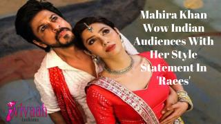 Mahira Khan Wow Indian Audiences With Her Style Statement in 'Raees'
