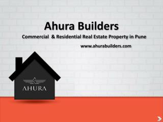 Luxury Dream Flats for Sale in Pune - Ahurabuilders