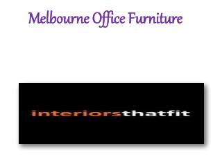 Melbourne Office Furniture