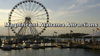 Enjoy Visiting Best Alabama Attractions