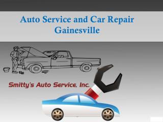 Auto Service Gainesville