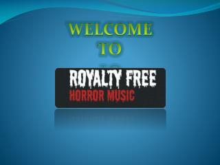 Royalty Free Horror Music - Buy Scary Music Online at Low Prices