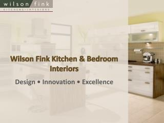 Best Kitchen Designers and Fitters Company in London - Wilson Fink
