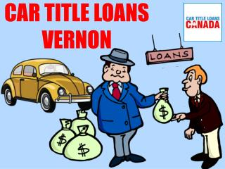 car title loans in vernon