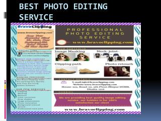 Best Slide For Image Editing