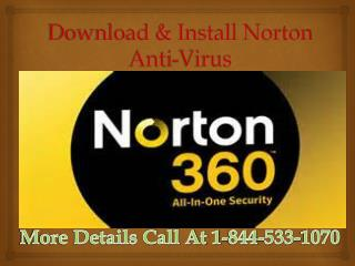 Activation Norton.com/setup 1-888-504-2905 Norton.com/setup