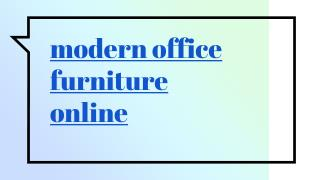 modern office chairs online