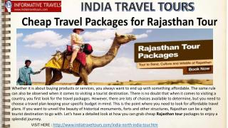 Rajasthan tour | India Travel Tour