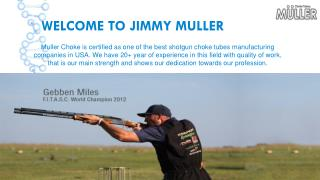 Best Choke For Sporting Clays | Muller Chokes