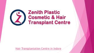 Zenith Plastic Surgery & hair transplant center