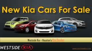 New Kia Cars For Sale