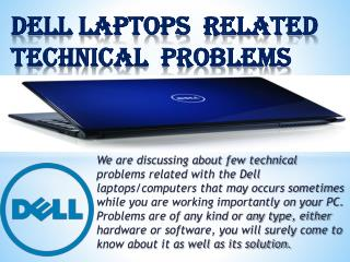 How to fix Dell Laptop Bios Error, BSOD, Internet issue- with Solution