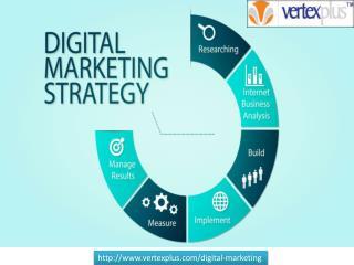 Digital Marketing Strategies – VertexPlus