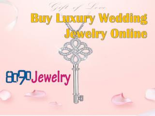 Party Wear Luxury Wedding Jewelry