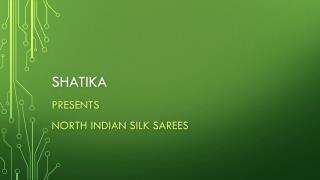Handloom Sarees from North India Online