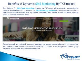 Text Message Marketing | SMS Marketing