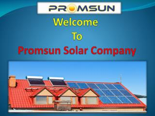Best Way To Increase Your Business Profit With Commercial Solar Panel Installation.