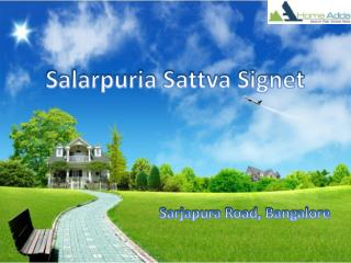 Best Apartments at Sarjapura Road