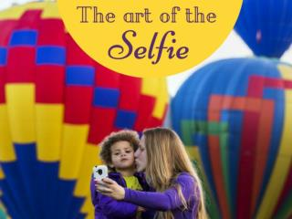 The art of the selfie