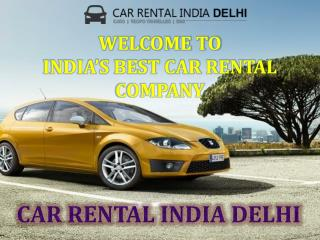 Cheap Car Hire in Delhi With Driver