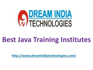 Java Course Institutes in Guntur