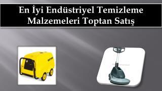 En İyi Endüstriyel Temizleme Malzemeleri Toptan Satış