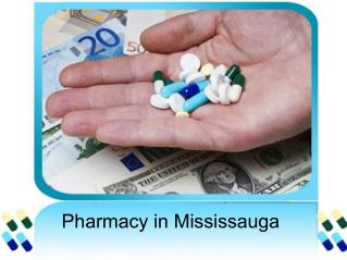Pharmacy in Mississauga