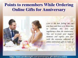 Same Day Anniversary Gifts Delivery in India