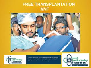 Donate Organs Medico Valley Foundation (MVF)