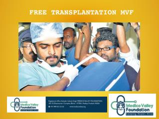 Donate Organ with Medico Valley Foundation