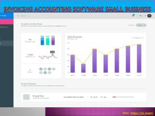 Invoicing Accounting Software Small Business