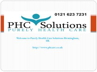 UK Healthcare Recruitment Agency