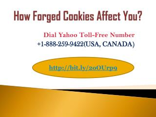 How Forged Cookies Affect You?
