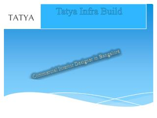 Commercial-interior-designers-in-bangalore-tatya infra build