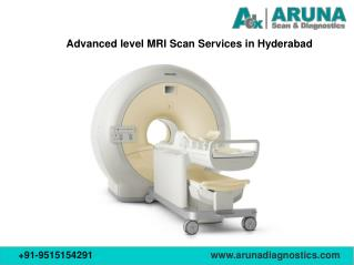 Magnetic Resonance Imaging (MRI) Services