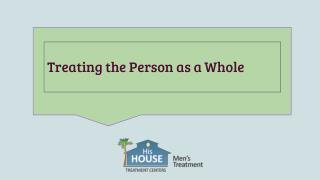 Treating the Person as a Whole