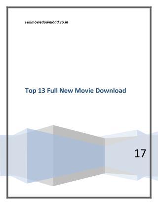 Hindi Movie Download