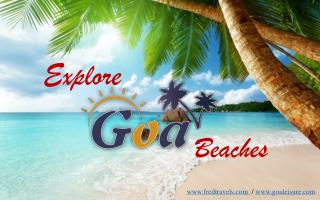 Famous Beaches to visit in Goa - Fred Travels Pvt Ltd