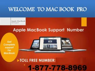 Macbook '1-877-778-8969' Pro Customer Service For Best Resolution