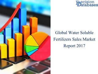 Global Water Soluble Fertilizers Sales Market Research Report 2017-2022