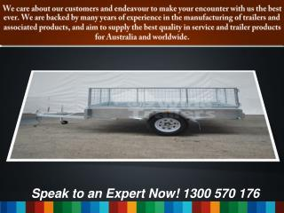 Tradesman Trailers For Sale, QLD