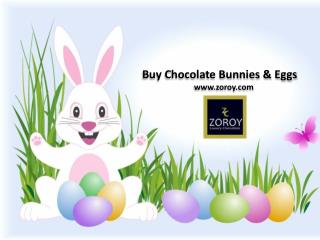 Buy Affordable & Beautiful Easter Bunny Chocolate Gift