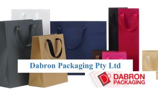 Wholesale Printed Bags